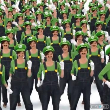 1307-03 Mario & Luigi Dream Team Bros