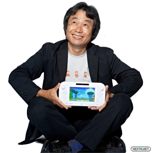 1307-13 Shigeru Miyamoto Wii U