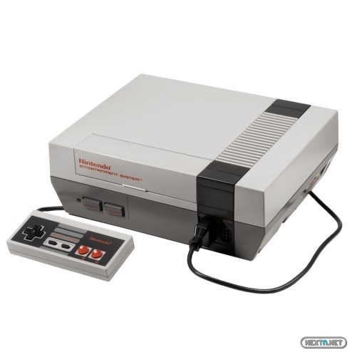 1307-15 Nintendo Entertaiment System NES