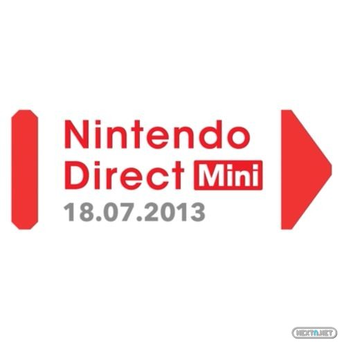 1307-18 Nintendo Direct Mini 18-07