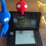 1307-23 Peluches Pikmin Club Nintendo 19