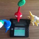 1307-23 Peluches Pikmin Club Nintendo 20