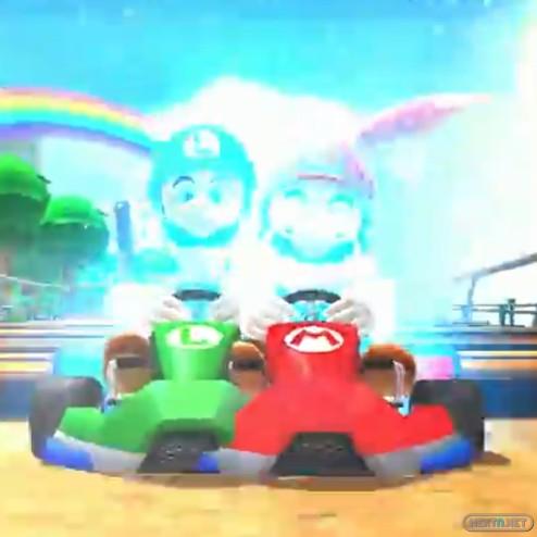 1307-24 Mario Kart Arcade GP DX fusión