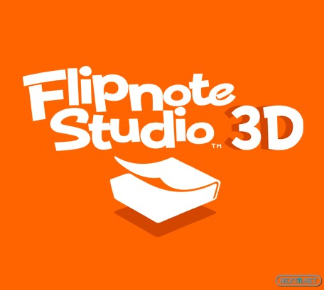 1307-30 Flipnote Studio 3D Logo