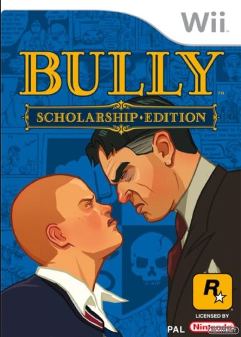 1307-31 Bully boxart de Wii