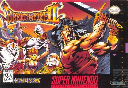 1308-02 Breath Of Fire II boxart SNES