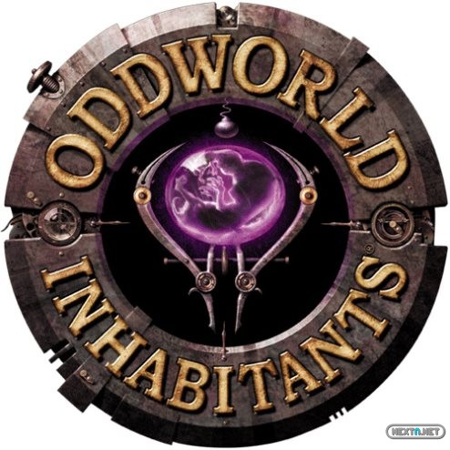 1308-02 Oddworld Inhabitants Logo