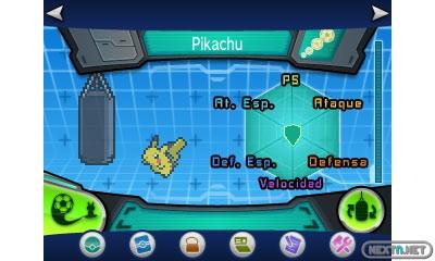 1308-09 Pokémon X-Y Nuevas características