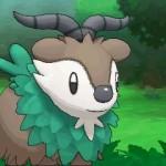 1308-09 Pokémon X-Y Skiddo 01