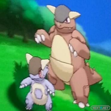 1308-10 Pokémon X - Y Mega-Kangaskhan
