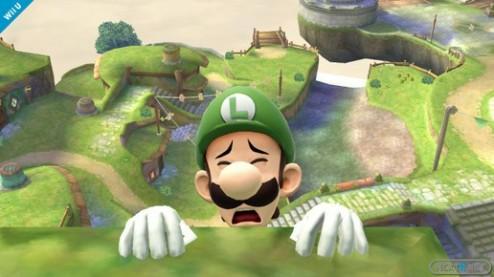 1308-10 Super Smash Bros Wii U - 3DS Luigi 07