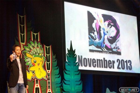 1308-11 Pokémon X - Y Banda sonora anuncio Junichi Masuda