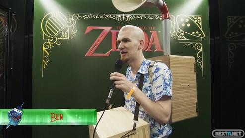 1308-12 The Legend of Zelda Wind Waker HD Fans 1