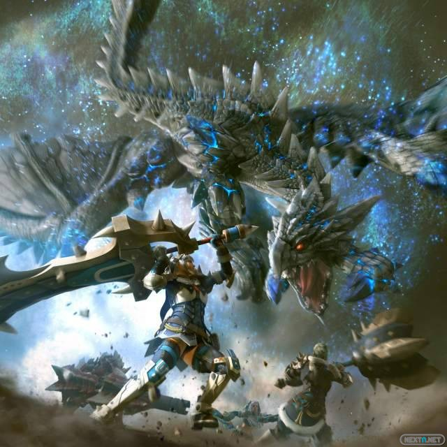 1308-16 Monster Hunter Frontier G Wii U 05