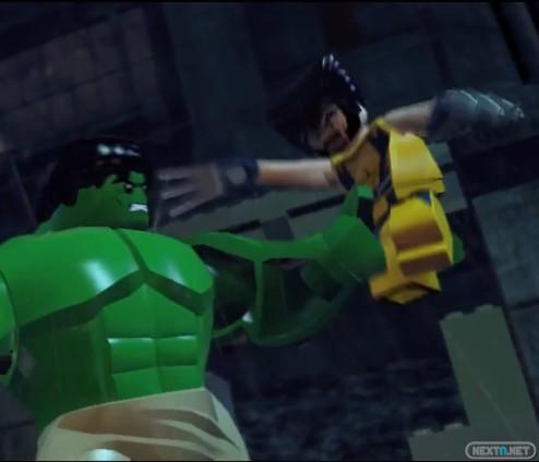 1308-21 LEGO® Marvel Super Heroes Gamescom