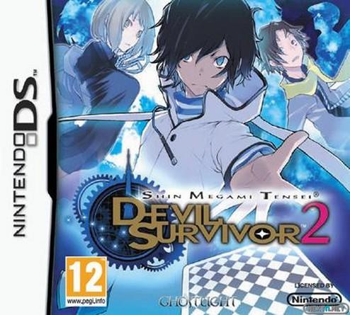 1309-02 Shin Megami Tensei Devil Survivor 2 Boxart 1