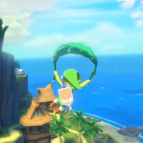 1309-04 The Legend of Zelda Wind Waker HD