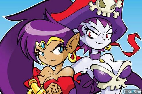 1309-06 Shantae and the Pirate's Curse 1
