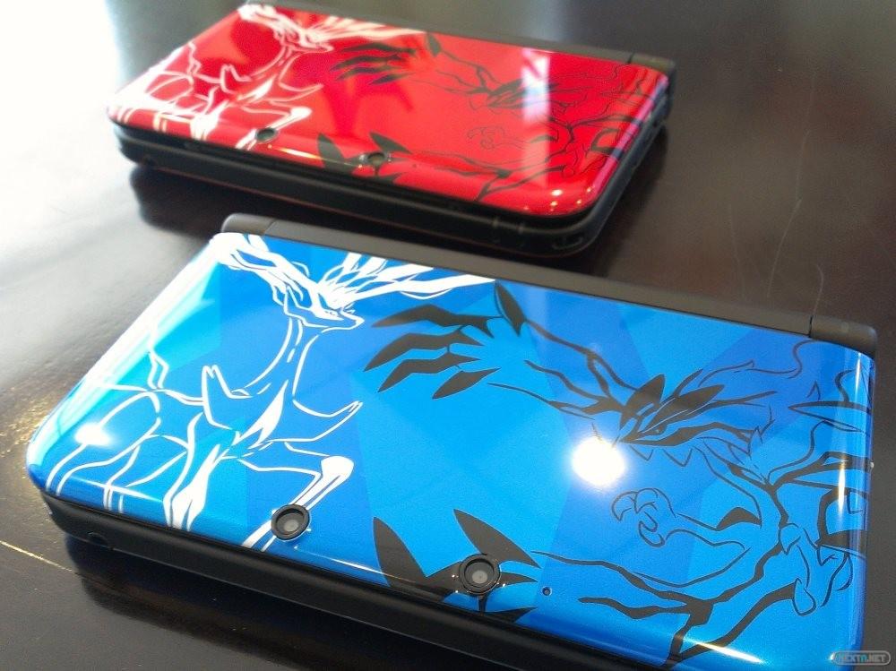 1309-21 Pokémon X - Y consolas Xerneas Yveltal 01
