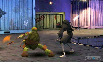 1309-23 Teenage Mutant Ninja Turtles 3DS 03