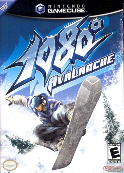 1309-27 1080 Snowboarding Avalanche NGC