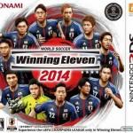 Boxart de World Soccer Winning Eleven 2014 para 3DS, el PES que se quedará en Japón