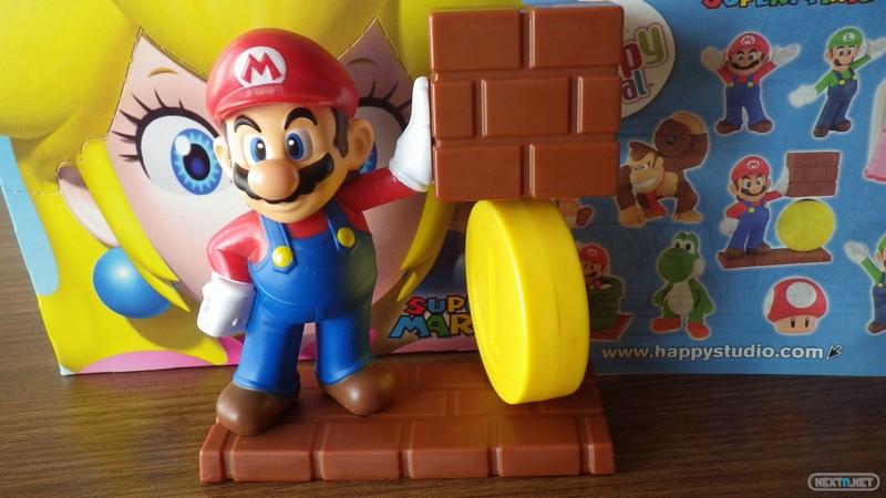 1310-12 Unboxing Juguetes Super Mario McDonald's 33