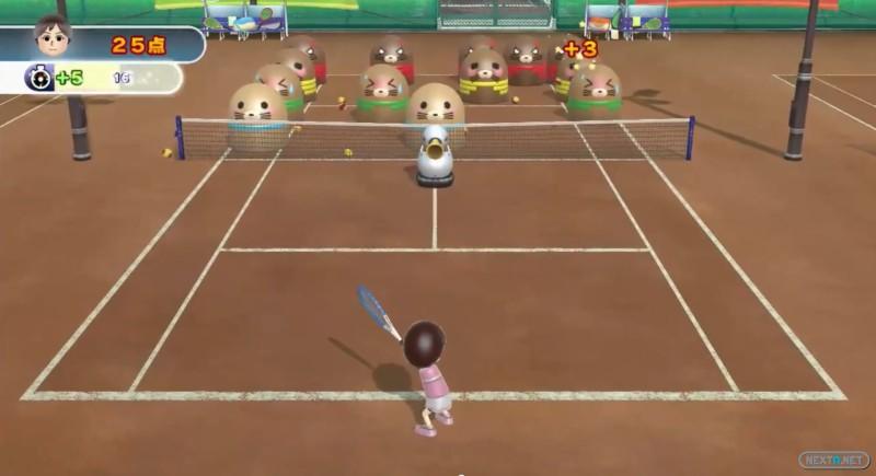 1310-14 Wii Sports Club Tennis