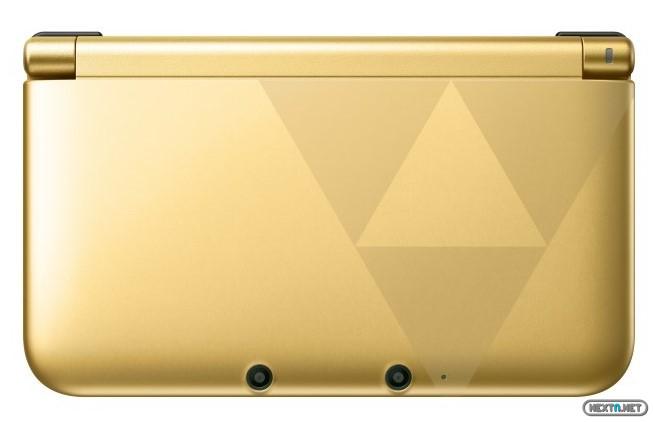 3DS XL Zelda A Link Between Worlds Consola 02