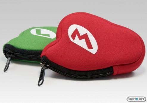 1310-27 Fundas Mario Luigi 3DS