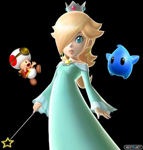 1310-27 Rumor Rosalina Capitan Super Mario 3D World 4