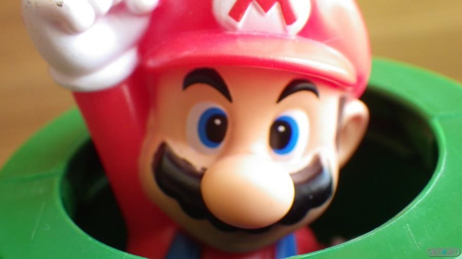 1310-30 Juguetes Super Mario tubería McDonald's 08