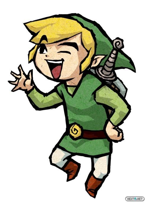 131011 The Legend Of Zelda Wind Waker Link
