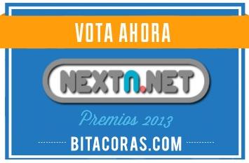 Premios Bitácoras Baner NextN
