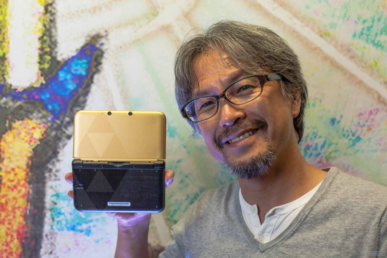 1311-03 3DS XL Zelda Aonuma 03