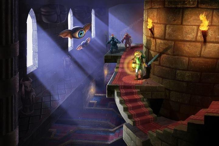 1311-09 The Legend of Zelda A Link Between Worlds