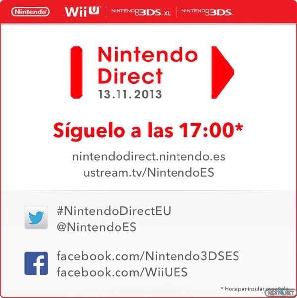 1311-12 Nintendo Direct 13-11-13 Europa