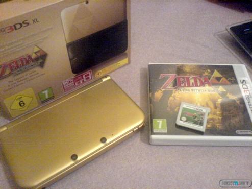 1311-16 Zelda A Link Between Worlds venta anticipada