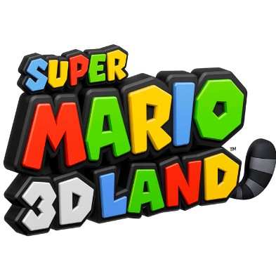 1311-19 Super Mario 3D Land Logo