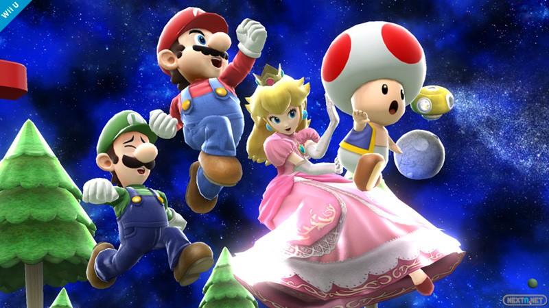 1311-26 Super Smash Bros. Wii U 3DS 06
