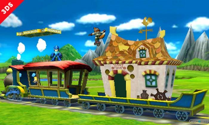 1312-17 Super Smash Bros. Lineback Linebeck