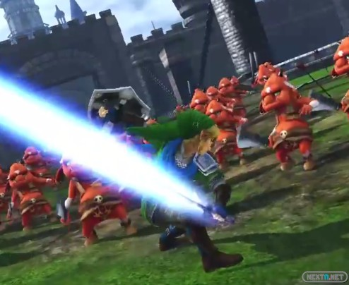 1312-18 Hyrule Warriors