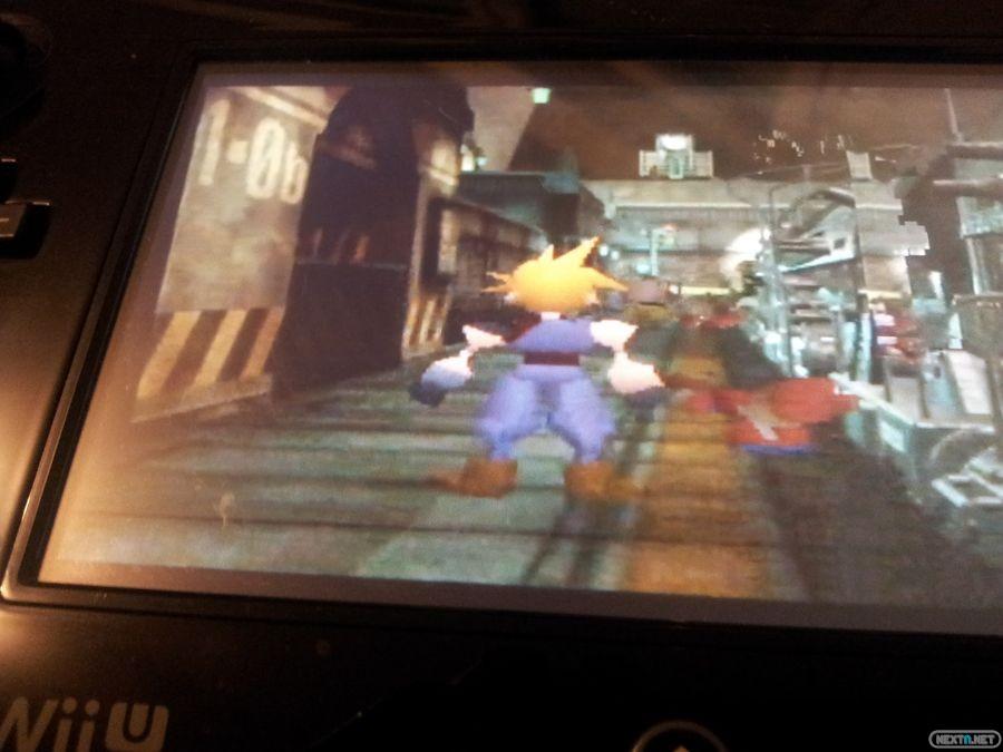 1312-30 Wii U GamePad Hackeado