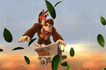 1401-21 Donkey Kong Country Tropical Freeze Wii U Galeria 8