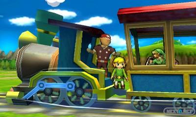 1401-24 Super Smash Bros Toon Link Alfonso