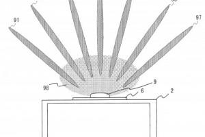 1402-11 Patente Nintendo iluminación Wii 01