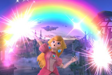 1402-13 Smash Bros Peach