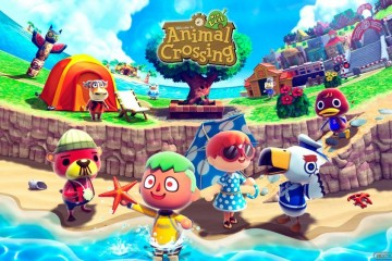 1402-21 Animal Crossing New Leaf