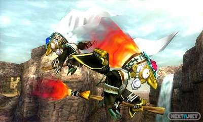 1403-03 Smash Bros. Gemelas Kotake y Koume Zelda