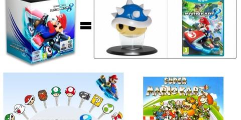 1403-06 Mario Kart 8 Promoción caparazón pinchos thumb